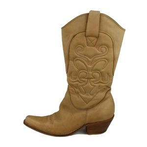Penny Loves Kenny 'High Noon' Western Boots 8.5M